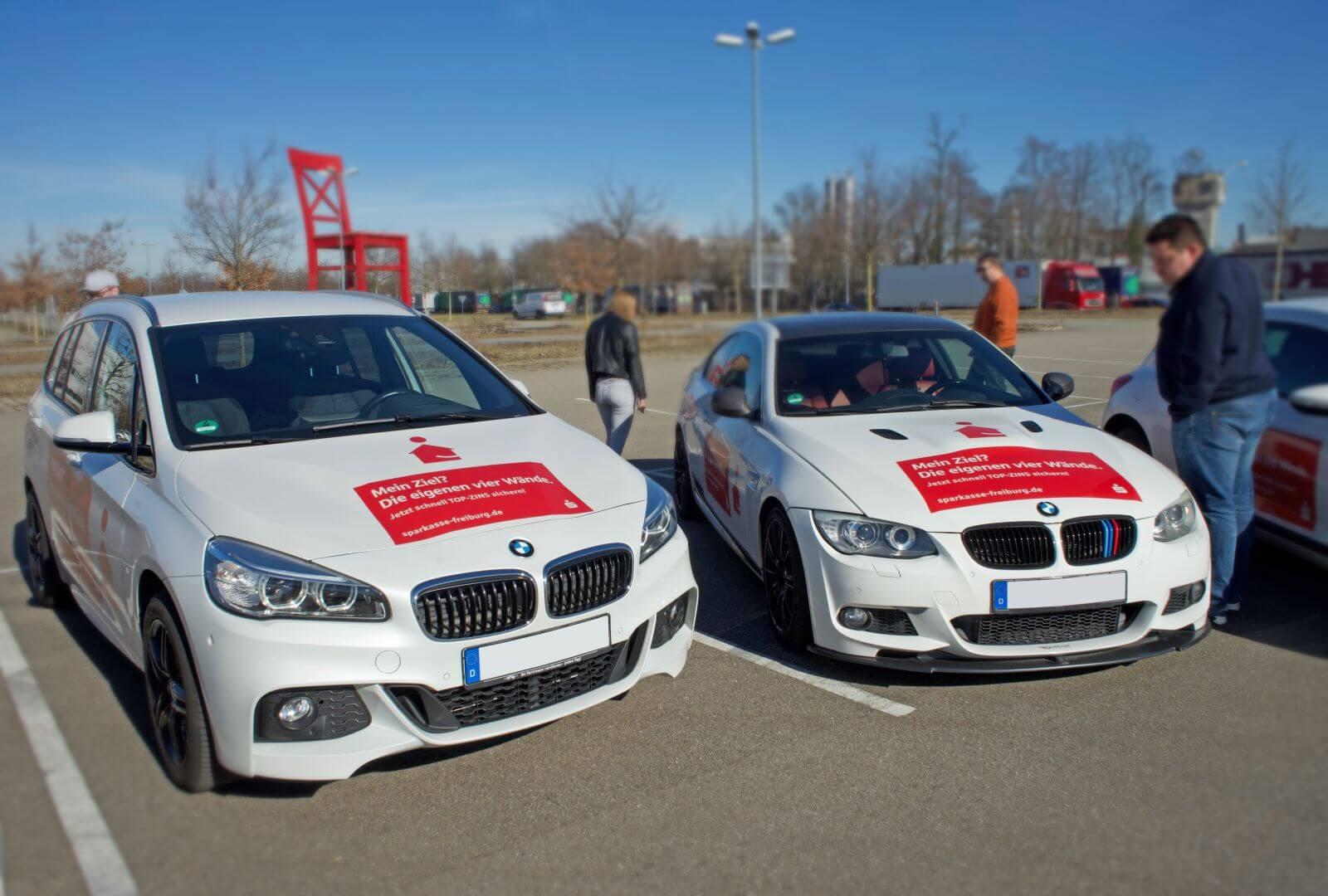 Wrapclub - Verdiene Geld mit der Autowerbung
